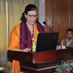 Ms. Rasha Omar, IFAD Country Representative addressing the Roundtable